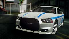 Dodge Charger SRT8 2015 Police Malaysia para GTA San Andreas