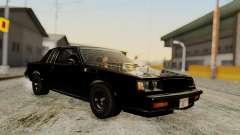 Buick GNX 1987 F&F4