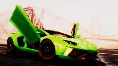Lamborghini Aventador Mansory