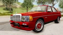Mercedes-Benz 230E AMG 3.2 1982 Evolution Mod
