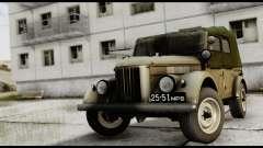 GAZ-69UM FIV