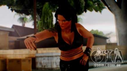 WWE Lita para GTA San Andreas