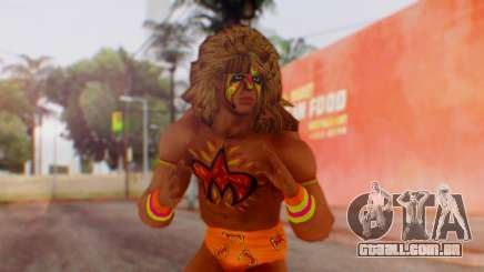 U Warrior para GTA San Andreas