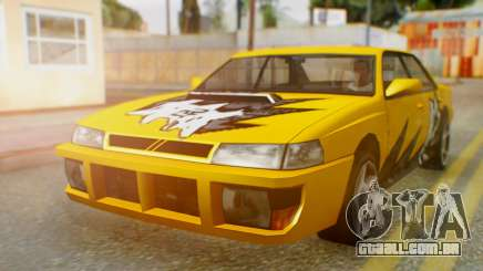 Sultan Винил из need For Speed ProStreet para GTA San Andreas