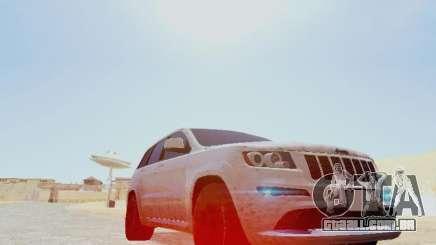 Jeep Grand Cherokee SRT8 2013 Tuning para GTA San Andreas