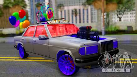 Admiral Crazy Edision Final Version 2016 para GTA San Andreas