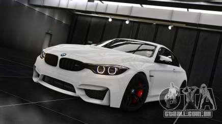 BMW M4 F82 2015 para GTA 4