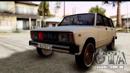 ВАЗ 2104 Edição turco para GTA San Andreas