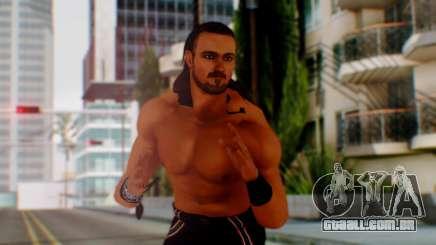 WWE Drew McIntyre para GTA San Andreas
