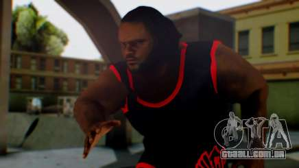 Mark He WWE para GTA San Andreas