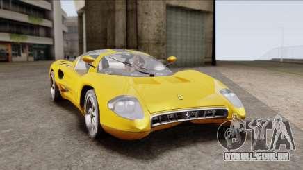 Ferrari P7 Normal para GTA San Andreas