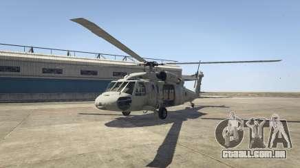 MH-60S Knighthawk para GTA 5