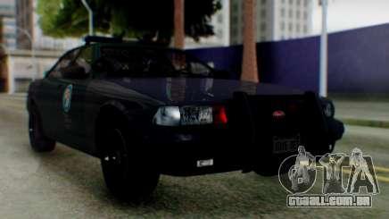 GTA 5 Vapid Stanier II Police IVF para GTA San Andreas