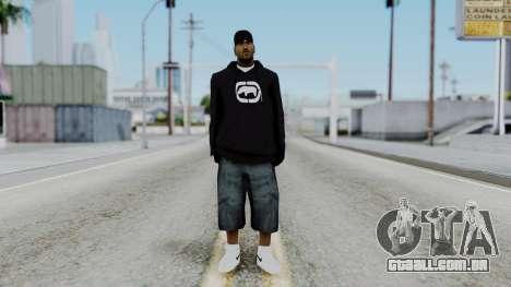 New Sweet para GTA San Andreas segunda tela