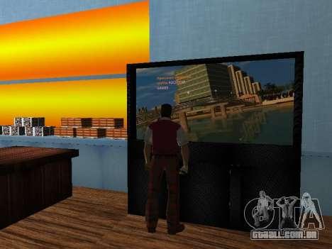 Loja da Tommy Vercetti para GTA Vice City por diante tela