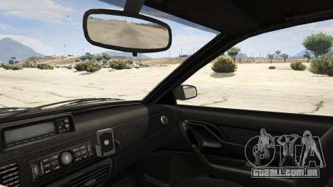 GTA 5 GTA 4 Lokus traseira direita vista lateral