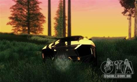 EnbUltraRealism v1.3.3 para GTA San Andreas terceira tela