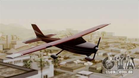 GTA 5 Jobuilt Mammatus para GTA San Andreas