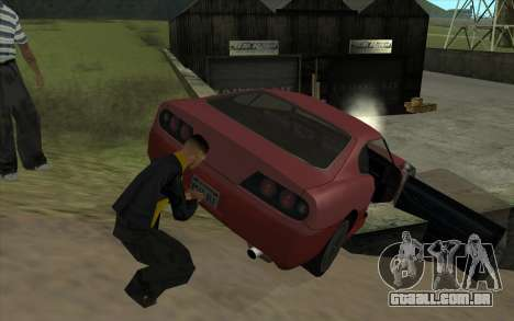 Viagem 1.0 para GTA San Andreas