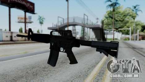 M16 A2 Carbine M727 v1 para GTA San Andreas segunda tela