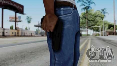 Glock 18 para GTA San Andreas terceira tela