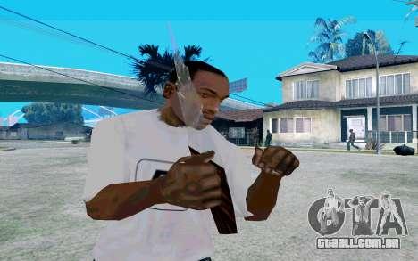 De vidro com alça para GTA San Andreas