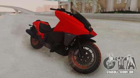 GTA 5 Dinka Vindicator IVF para GTA San Andreas