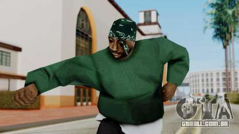 New Fam1 para GTA San Andreas