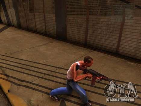 Animação realista de 2016 para GTA San Andreas terceira tela