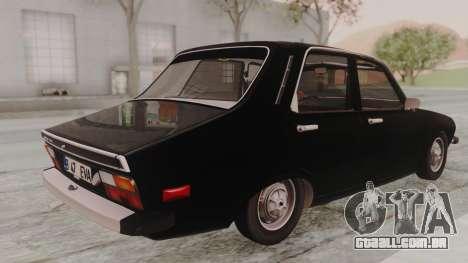 Dacia 1310 1979 para GTA San Andreas vista direita