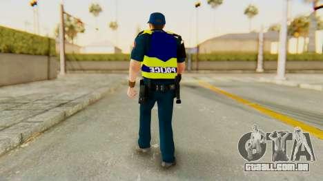 Csher para GTA San Andreas terceira tela