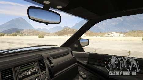 GTA 5 GTA 4 Contender traseira direita vista lateral