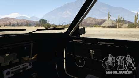 Peykan Vanet para GTA 5