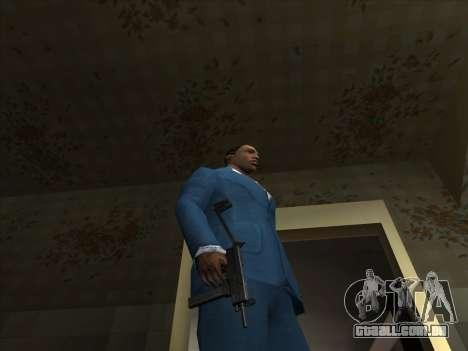 Um conjunto de armas russas para GTA San Andreas sexta tela