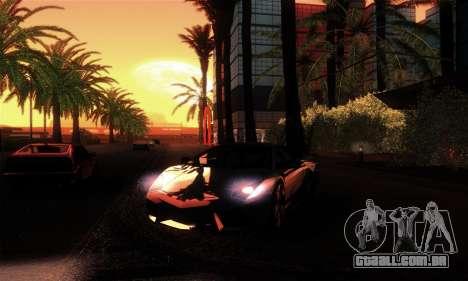EnbUltraRealism v1.3.3 para GTA San Andreas quinto tela