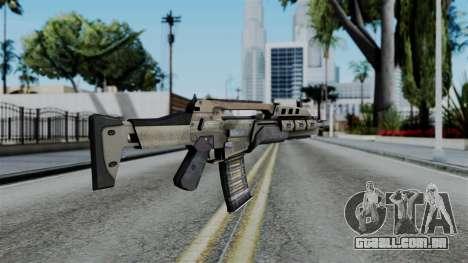 CoD Black Ops 2 - M8A1 para GTA San Andreas segunda tela