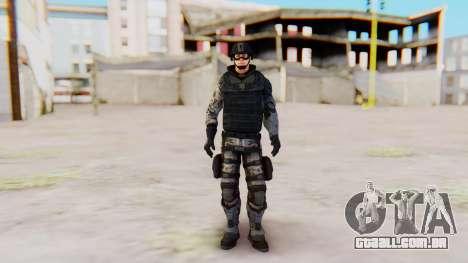The Amazing Spider-Man 2 Game - Soldier para GTA San Andreas segunda tela