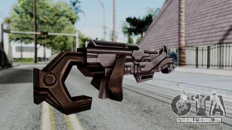 Marvel Future Fight - Rocket Raccon Rifle para GTA San Andreas segunda tela