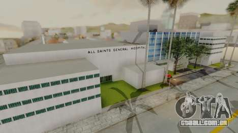 Hospital LS para GTA San Andreas