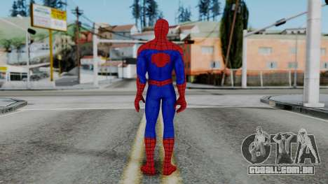 Marvel Heroes - Amazing Spider-Man para GTA San Andreas terceira tela