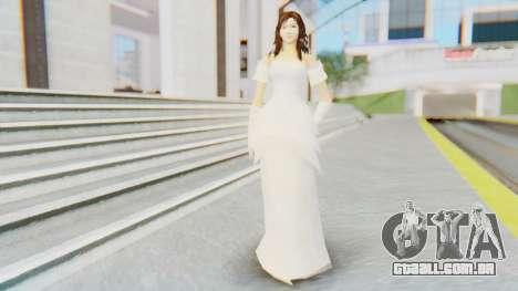 Lin Chi-Ling Bride Outfit para GTA San Andreas segunda tela