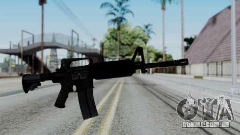 M16 A2 Carbine M727 v1 para GTA San Andreas
