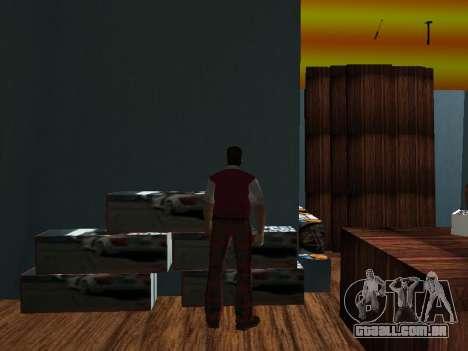 Loja da Tommy Vercetti para GTA Vice City segunda tela