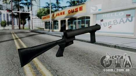 Vice City Beta Grenade Launcher para GTA San Andreas segunda tela