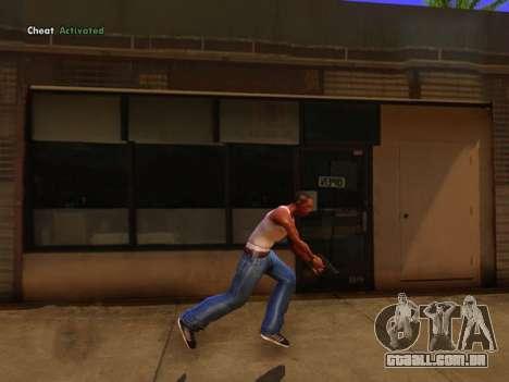 Animação realista de 2016 para GTA San Andreas segunda tela