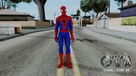 Marvel Heroes - Amazing Spider-Man para GTA San Andreas segunda tela