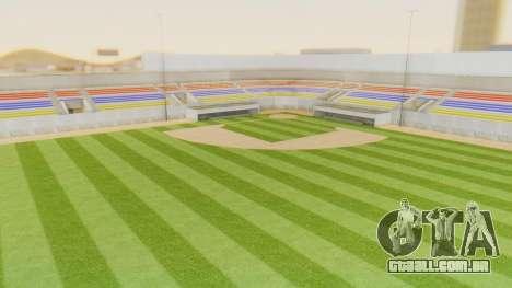 Stadium LV para GTA San Andreas segunda tela