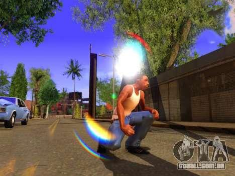 Animação realista de 2016 para GTA San Andreas