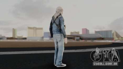 Somalia Militia Desert Camo para GTA San Andreas terceira tela