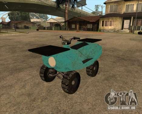 QuadNew v1.0 para GTA San Andreas